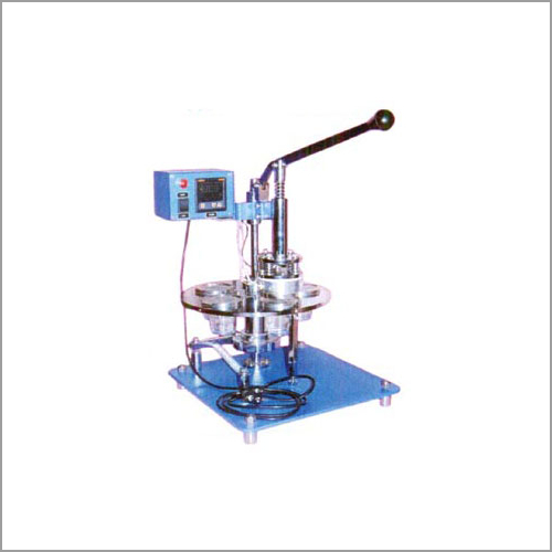 Manual Operate Cup Sealing Machine
