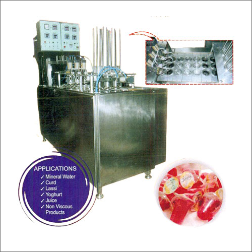 Mineral Water Cup Packaging Machine