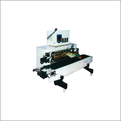 Pouch Sealing Machine Horizontal Model